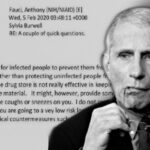 The 21th Century Mass Murderer: FAUCI LIED, MILLIONS DIED — He Was Informed of Hydroxychloroquine Success in Early 2020 But Lied to Public Instead #FauciEmails