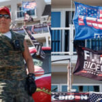 Trump Supporter Sues Town for $25M: 'They're Trying to Silence Me'