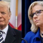 Donald Trump Shares Photo of Liz Cheney With George W. Bush's Face